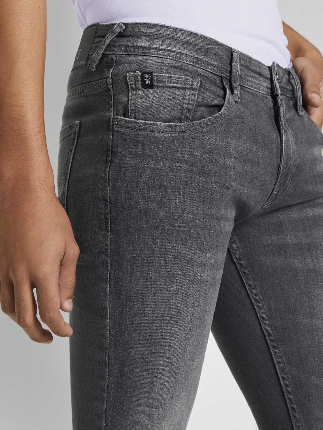 Skinny CULVER stretch denim
